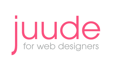 juude for web designers